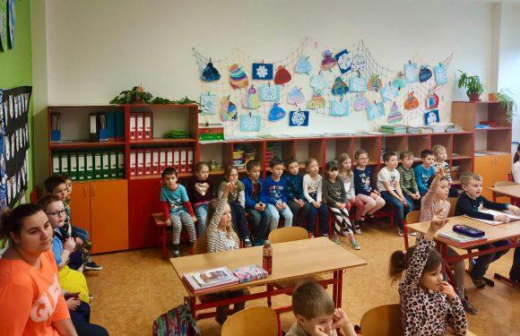 III. třída – Včeličky